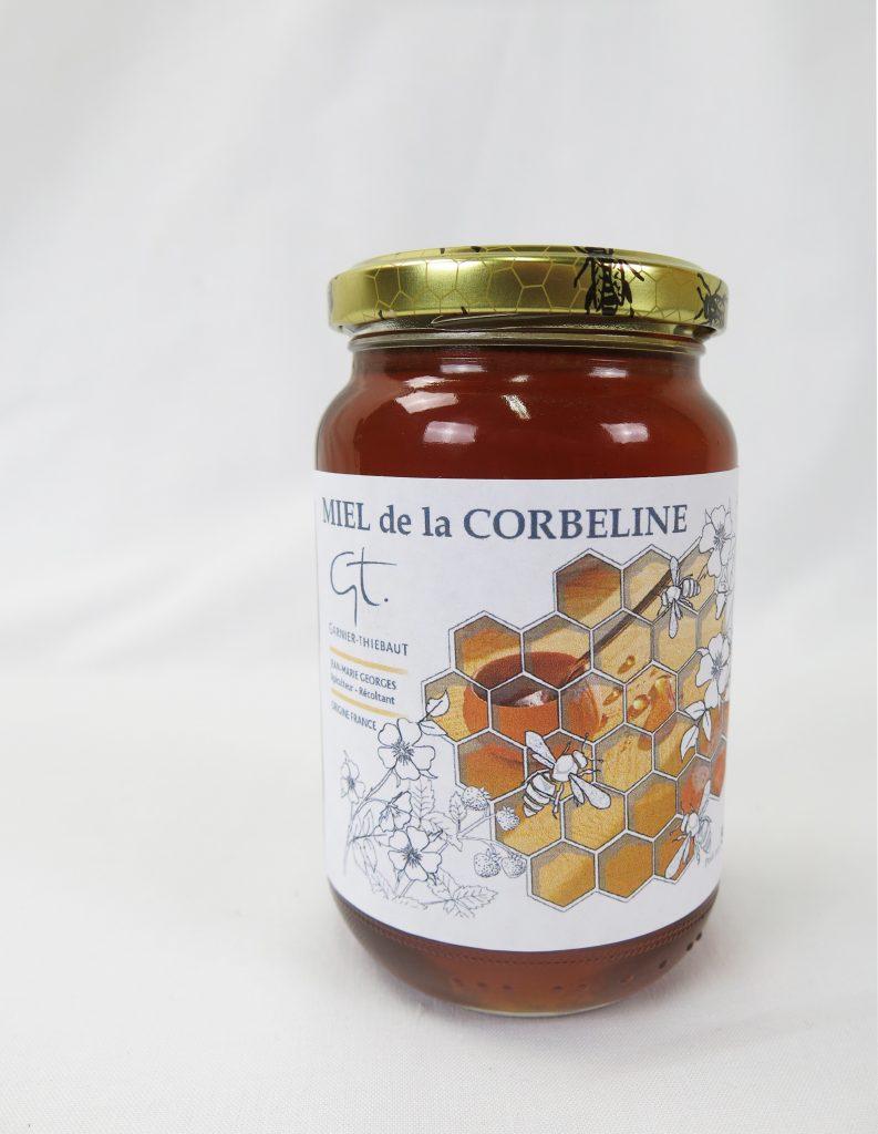Le Miel alternatif produit à coté des usines de l'entreprise Garnier-Thiebaut
