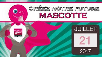 Créez la mascotte du label Vosges terre textile