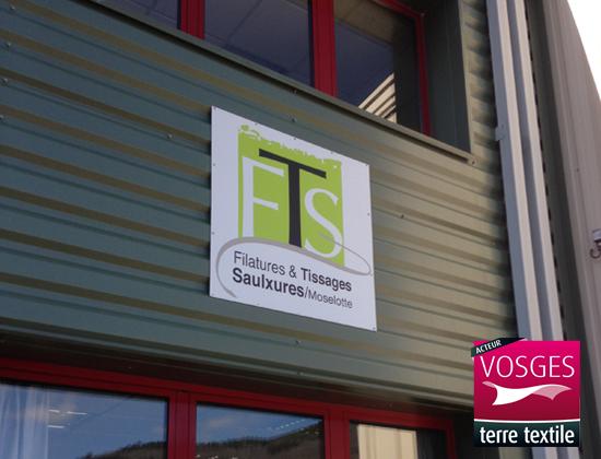 Filature et Tissage de Saulxures dans les Vosges change de propriétaire