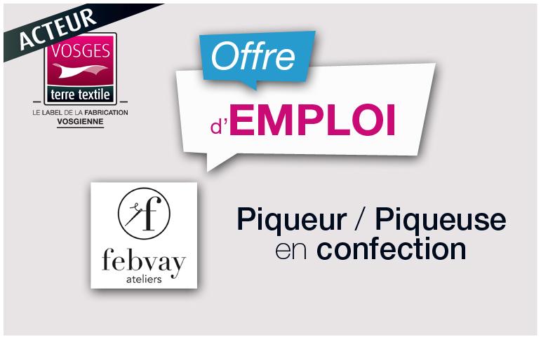 Offre-emploi-confection-Vosges-Febvay