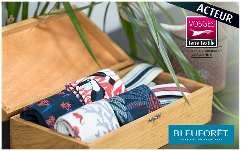 Chausettes-exotiques-fabriquées-en-France-dans-les-Vosges-pour-la-collection-Printemps-été-de-Bleuforêt