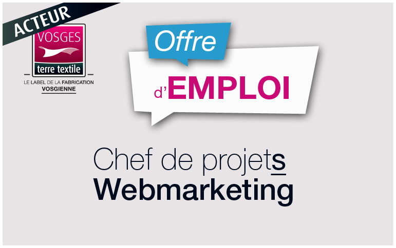 Offre-d'emploi-chef-de-projet-webmarketing-entreprises-agréées-Vosges-terre-textile