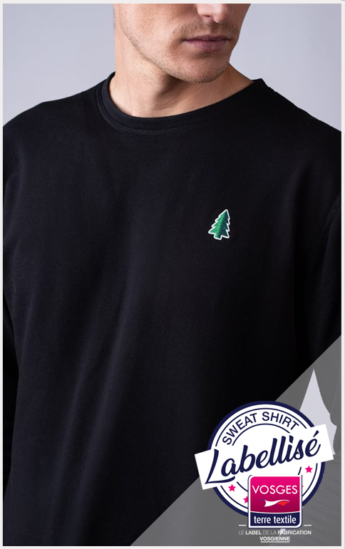 Sweat-Shirt-Broderie-Sapin-Ko-Kot