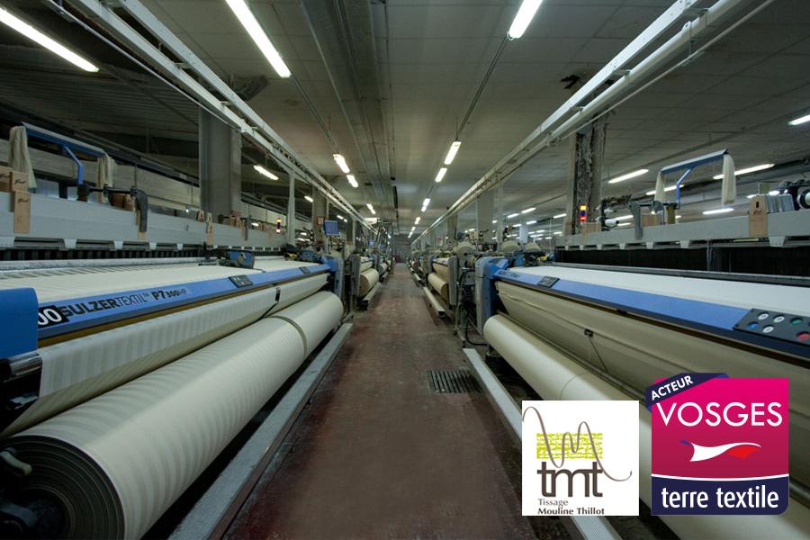 LaMouline agréée agréée Vosges Terre Textile Made in France