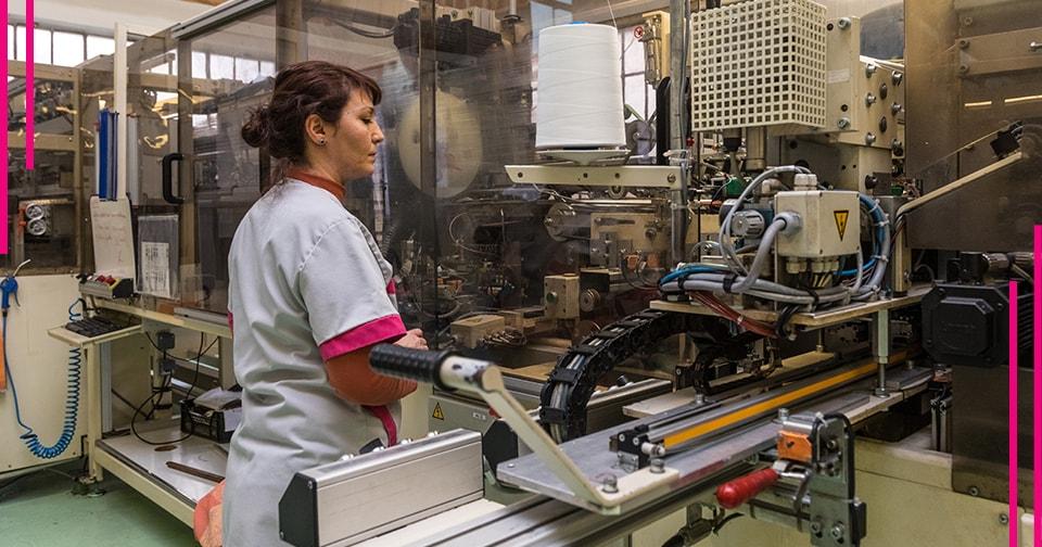 Offre apprentissage Garnier thiebaut entreprise textile vosges conducteur d'automate de confection