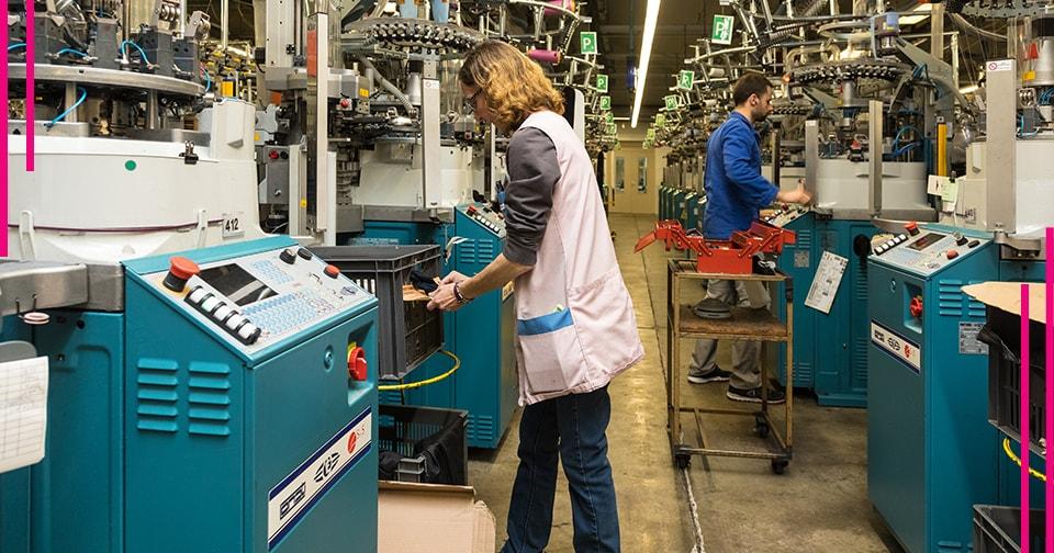 Offre apprentissage entreprise textile vosges bleuforêt savoir faire made in france