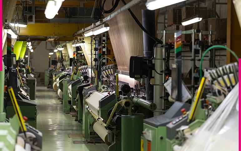 Offre emploi CDI conducteur de lignes automatisées Garnier Thiebaut entreprise textile vosges savoir faire local qualité