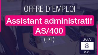 Job-à-la-Une-Assistant-administratif-sur-AS-400-Vosges-(Valrupt)