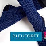 Chaussettes pieds de poule fabriquées dans les Vosges par BLEUFORËT