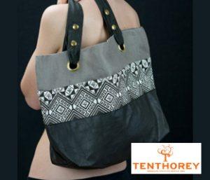 Le tisseur Tenthorey se lance dans la mode en fabricant des sacs