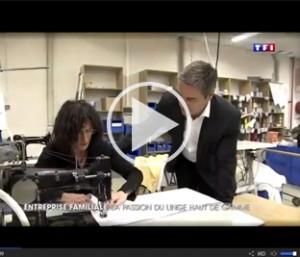 Fabrication locale et responsable - Présentation de l'entreprise Blanc des Vosges