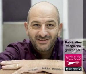 Hervé-rodriguez-s-habille-en-Febvay-un-produit-labellisé-Vosges-terre-textile-Fabrication-francçaise-garantie