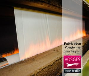 Fabriquer du linge des Vosges, c'est le faire ennoblir à Gérardmer