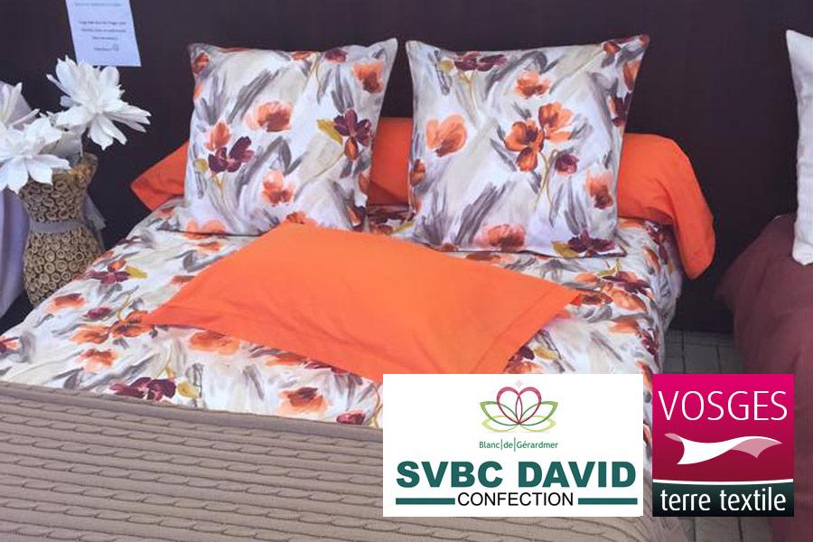 fabricant de linge de lit linge des Vosges, linge de qualité, parure de lit, ligne de lit fabricant de linge de lit