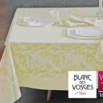 Linge de maison Blanc des Vosges