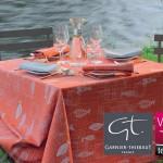 Linge de maison des Vosges de Garnier Thiebaut