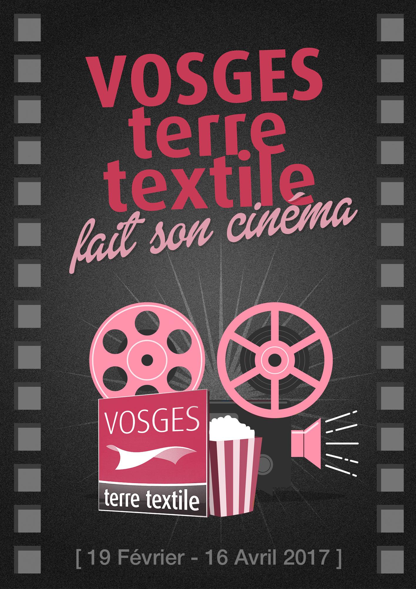 les salariés de la filière textile vosgienne parodient le cinéma français