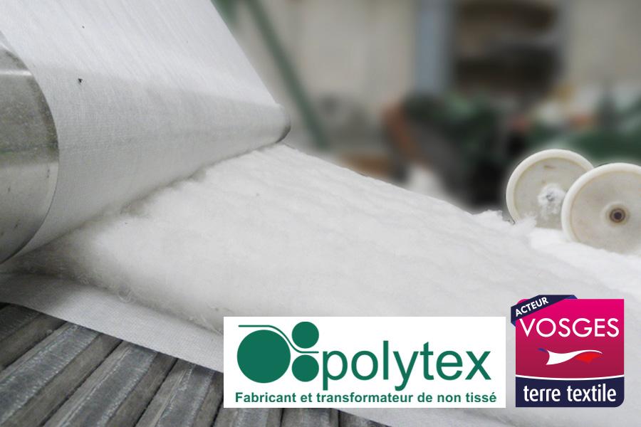 Polytex SAS agréée agréée Vosges Terre Textile Made in France