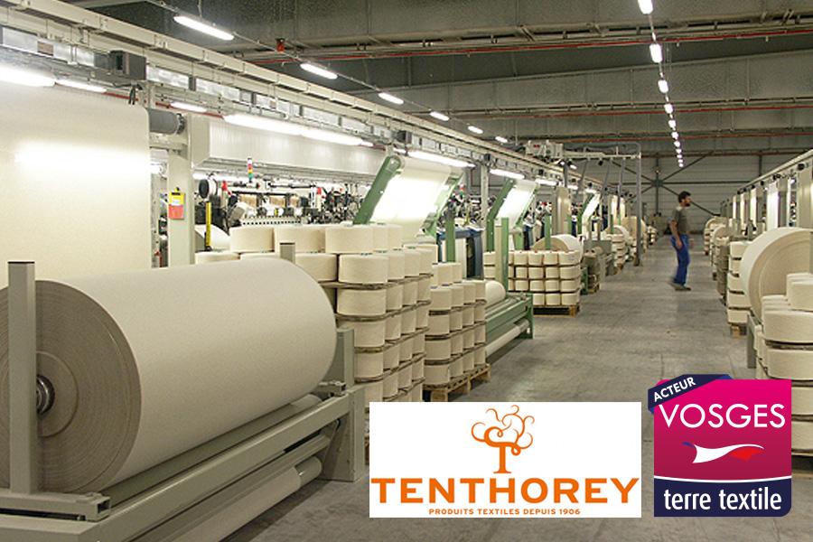Tenthorey agréée agréée Vosges Terre Textile Made in France