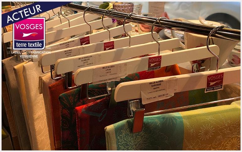 Garnier Thiebaut ouvre nouvelle boutique Epinal savoir faire proximité production locale