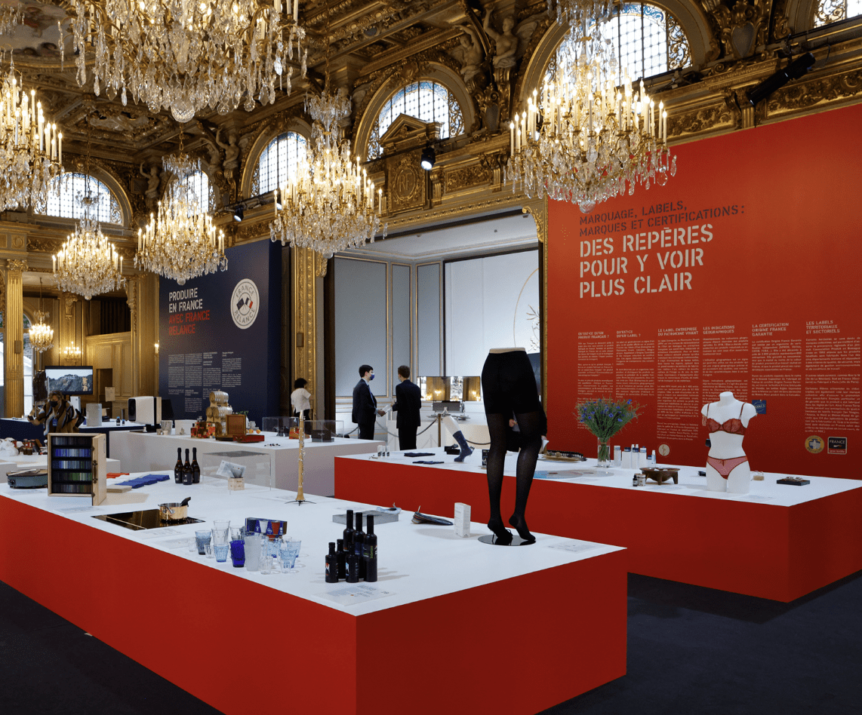 Grande exposition France