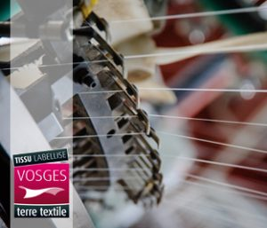 Fabrication dans les Vosges de tricots techniques pour l'automobile, la literie, l'ameublement et les vêtements pros