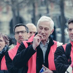 Operation-flashmob-Paris-filiere-textile-vosgienne-19