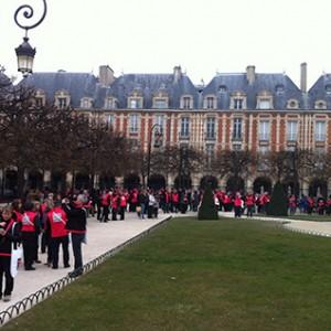 Operation-flashmob-Paris-filiere-textile-vosgienne-85