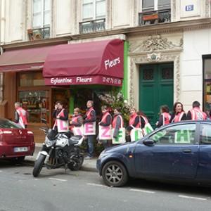 Operation-flashmob-Paris-filiere-textile-vosgienne-89