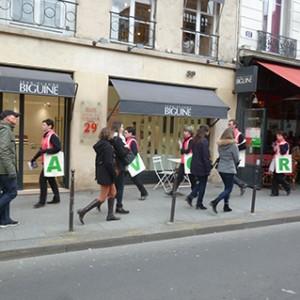 Operation-flashmob-Paris-filiere-textile-vosgienne-94