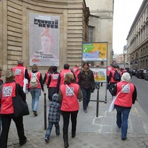 Operation-flashmob-Paris-filiere-textile-vosgienne-95