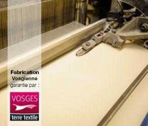 Le fabricant de tissus écrus Tenthorey investit dans de nouveaux métiers à tisser