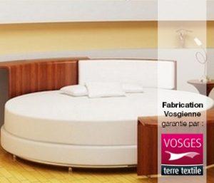 Fabrication vosgienne de linge de lit aux dimensions spéciales