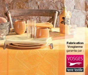 Vosges terre textile le label qui garantit une fabrication vosigenne