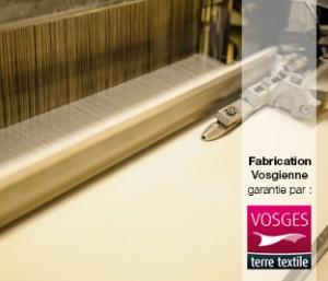 Vosges terre textile : Valrupt industries fabrique en France du linge de lit à des prix compétitifs